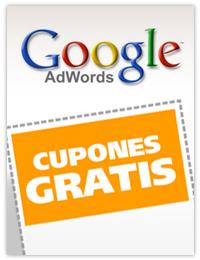 cupones google adwords gratis