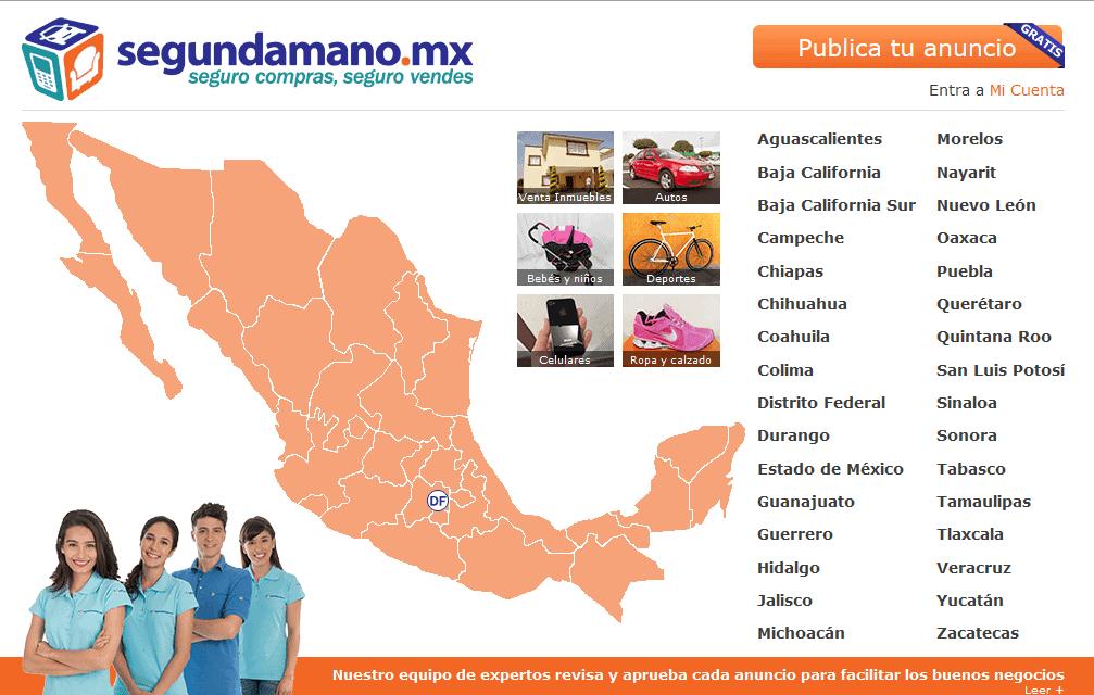 segundamano mx