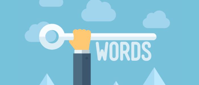 Cómo combinar palabras clave correctamente y aplicar las concordancias correctamente